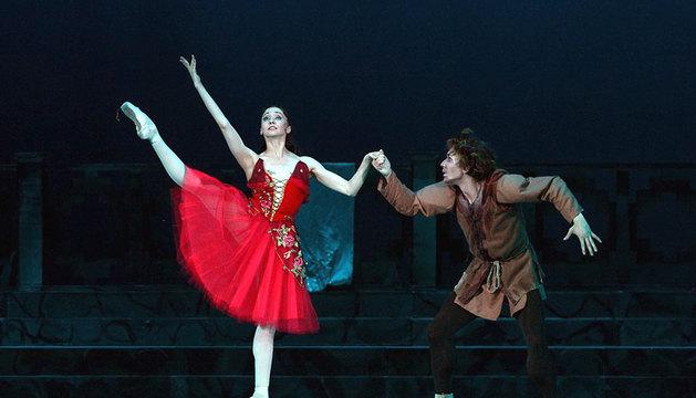 El Ballet del Kremlin representa 'Esmeralda'