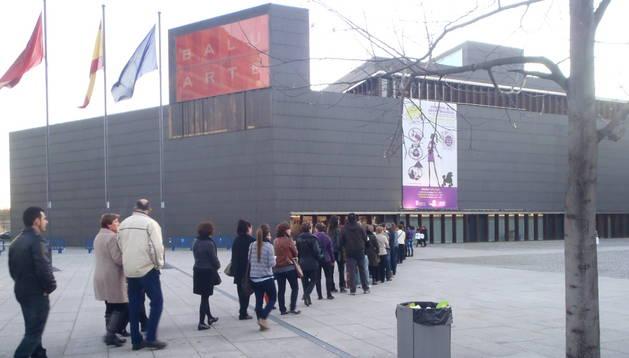 La feria, que ya repito por sexto año en Pamplona, abrió sus puertas el jueves.