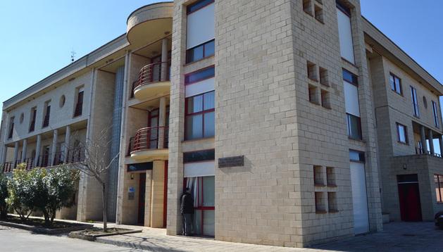La residencia Virgen de Gracia tiene capacidad para 44 residentes