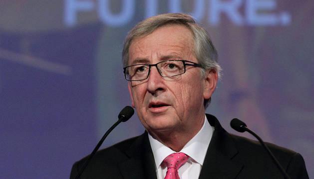 Juncker, candidato del Partido Popular Europeo a la Comisión