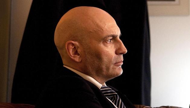Javier Gómez Bermúdez, juez de la Audiencia Nacional, en su despacho