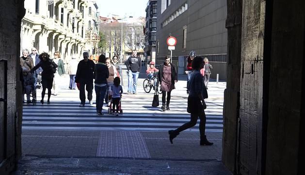 Para este lunes en Navarra se esperan temperaturas máximas de hasta 20 grados.