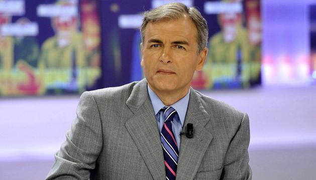El periodista Carmelo Encinas