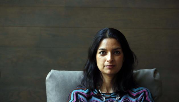 La escritora y premio Pulitzer, Jhumpa Lahiri