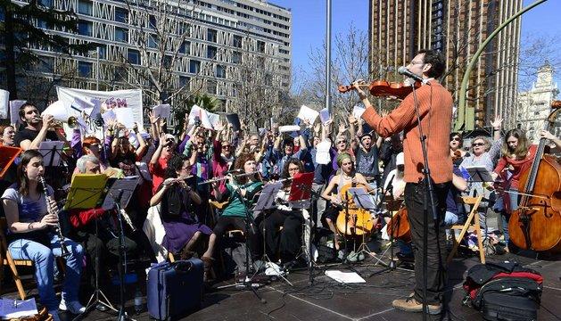 En la fiesta por la cultura, este domingo en Madrid