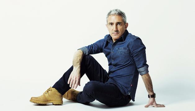 El periodista vasco Jon Sistiaga