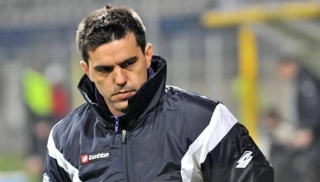 Cosmin Contra sustituye a Luis García al frente del Getafe
