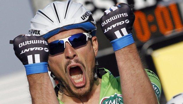 Degenkolb gana la  tercera etapa y el liderato de la París-Niza
