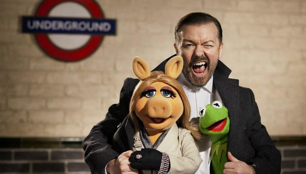 'El tour de los muppets' es la esperada secuela de 'Los Muppets' de 2011.