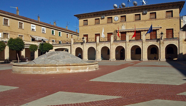 Ayuntamiento de Caparroso