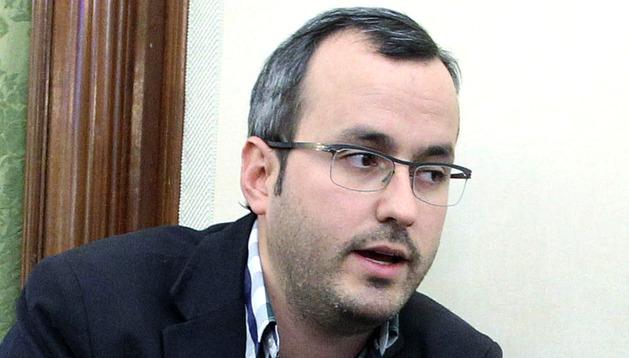 Fermín Alonso, concejal de Educación y Cultura
