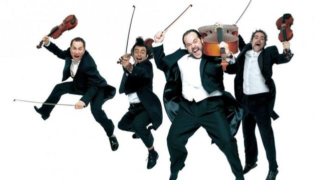 Pagagnini, la locura musical, llega a Tudela