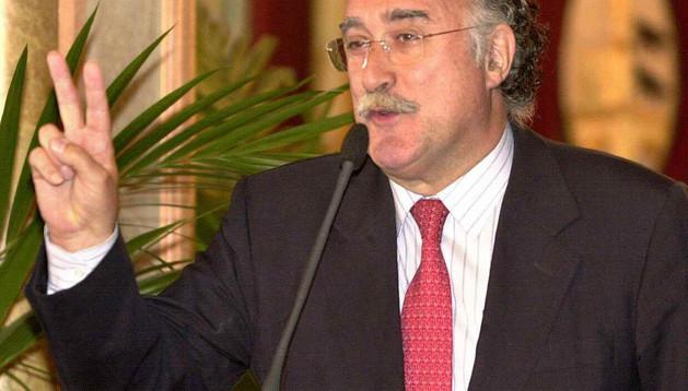 El alcalde de Bilbao, Iñaki Azkuna, en una imagen de archivo