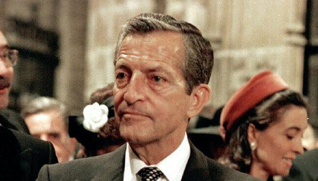 Suárez, en una imagen de archivo