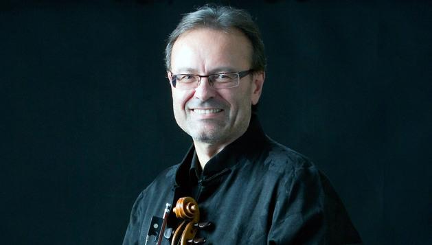 El violinista Cristian Ifrim