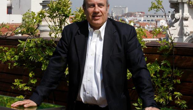 El escritor Federico Moccia
