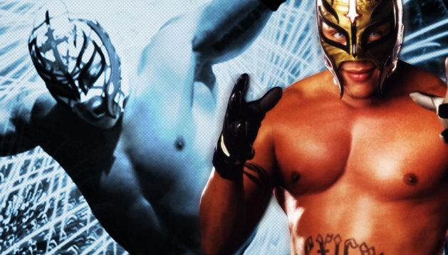 Imagen promocional de Rey Mysterio