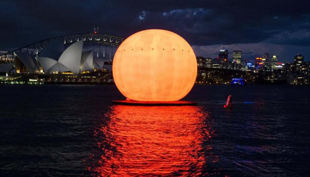 La puesta de sol de la ópera 'Madama Butterfly' sobre la bahía de Sídney