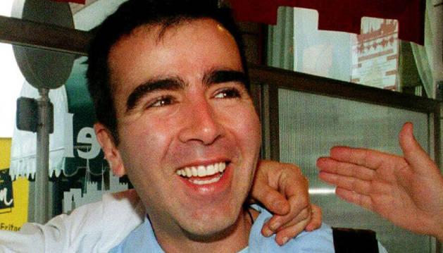 El colombiano Jorge Franco.