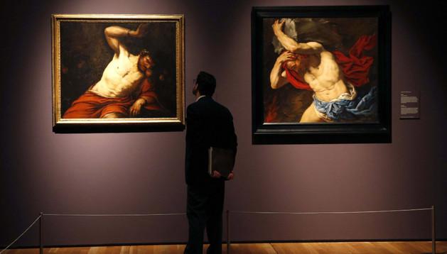 La exposición 'Las Furias. De Tiziano a Ribera' en el Museo del Prado