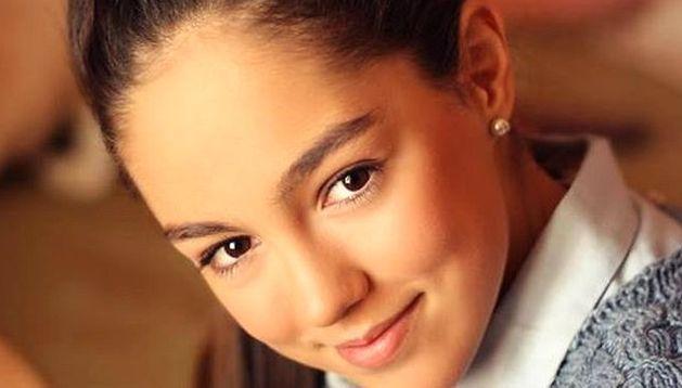 María Parrado, la gaditana de 12 años vencedora de la primera edición del programa