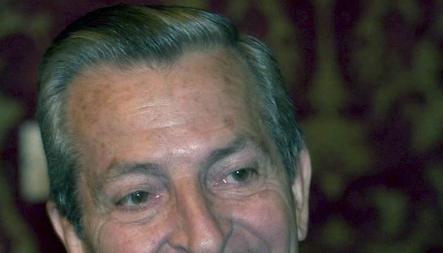 Adolfo Suárez, en una imagen de noviembre de 2002
