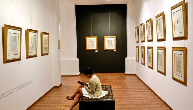 Una muestra artística de Dalí en Singapur