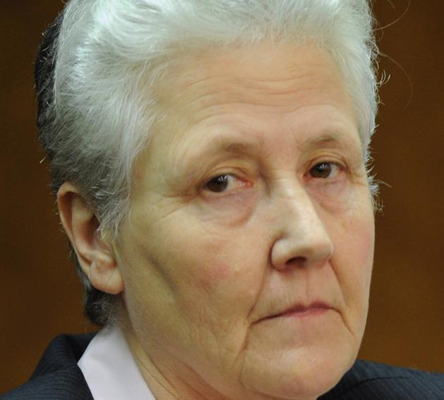 La irlandesa Marie Collins testificó en 2012 durante un simposio de la Universidad Gregoriana sobre los abusos que sufrió cuando tenía 13 años.