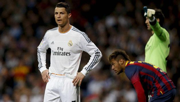 Cristiano carga contra Undiano y denuncia favores arbitrales al Barça