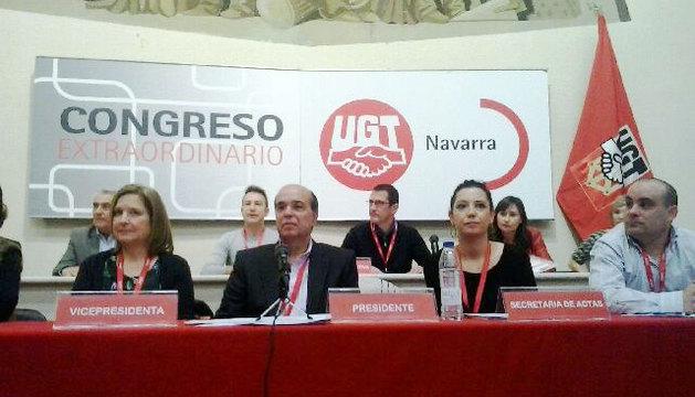 Congreso de UGT.