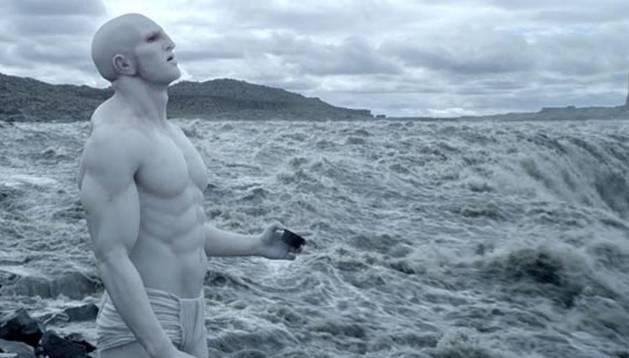 Escena de 'Prometheus'.