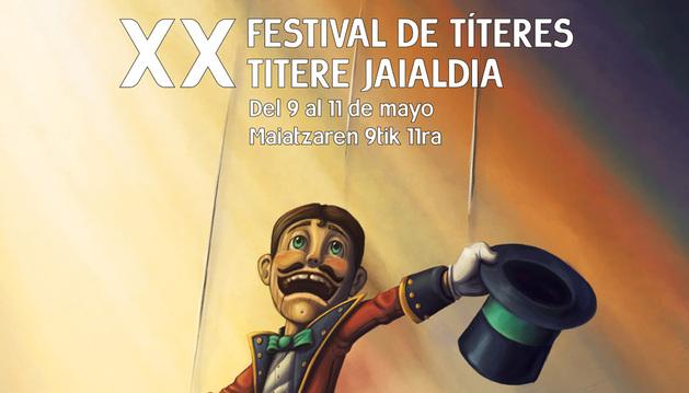 Cartel ganador, obra de José Manuel Rosillo.
