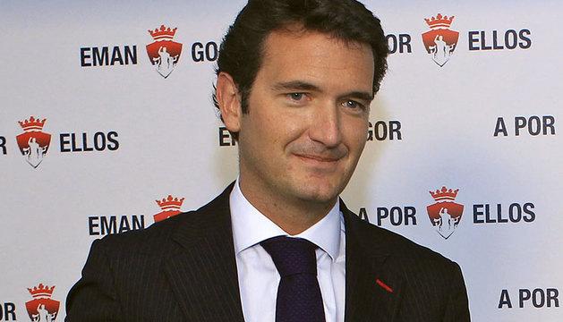 Miguel Bados Arrizurieta.