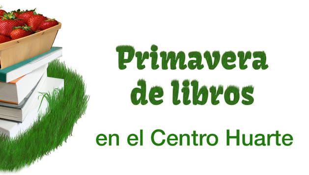 Imagen promocional de 'Primavera de libros'.