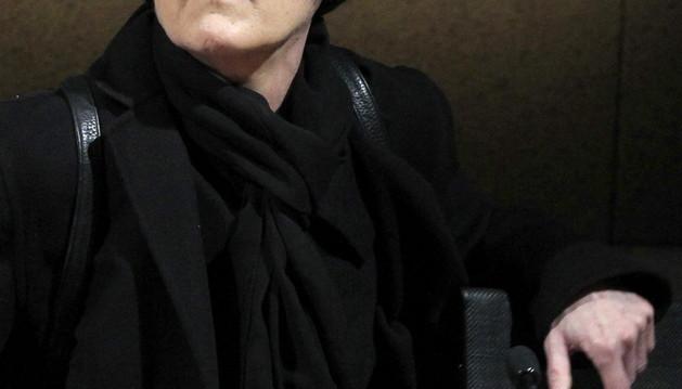 La escritora rumana Herta Müller.