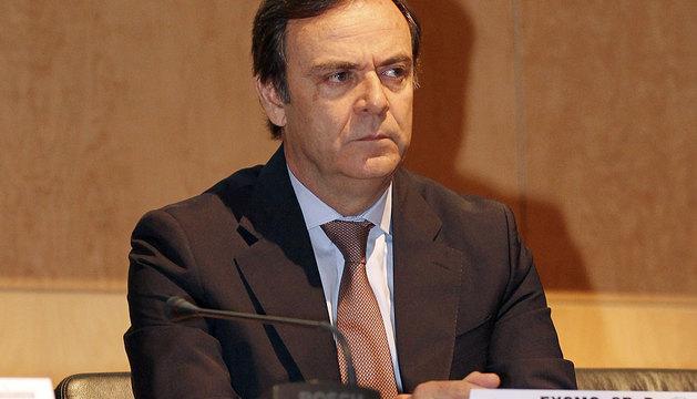 José Ramón Navarro, nuevo presidente de la Audiencia Nacional.