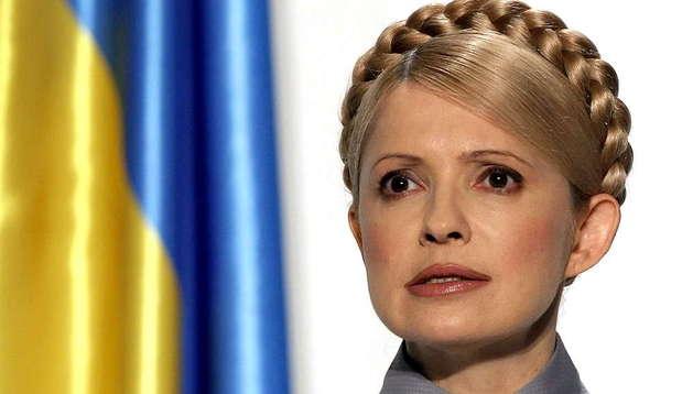 Yulia Timoshenko en una imagen de archivo.