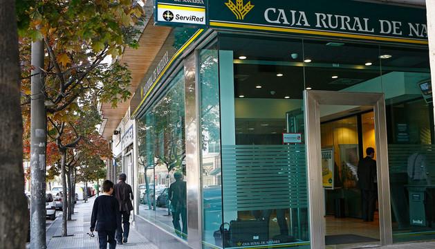 Sucursal bancaria de Caja Rural