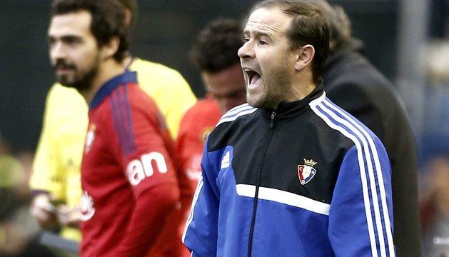 Alfredo, segundo entrenador de Osasuna