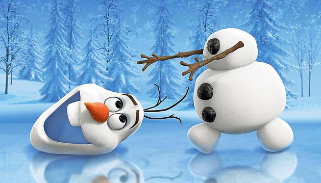 Un momento de 'Frozen'