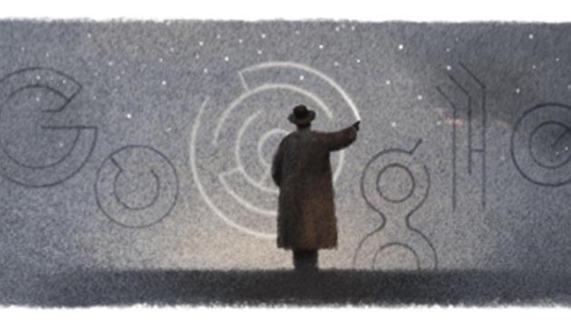 El doodle dedicado a Octavio Paz