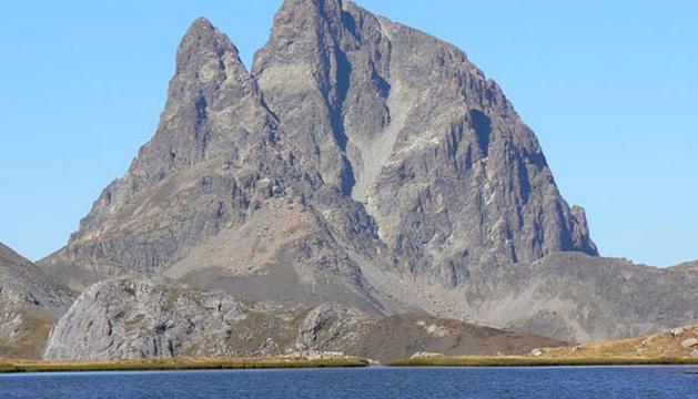 Pico Midi D'Ossau.
