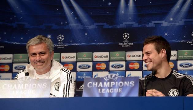 Mourinho revela que Azpilicueta es padre por segunda vez