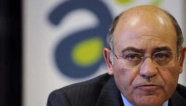 Gerardo Díaz Ferrán, en diciembre de 2009