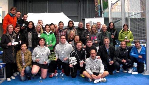 Foto de grupo de los participantes