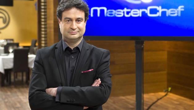 Pepe Rodríguez, jurado de 'Masterchef'