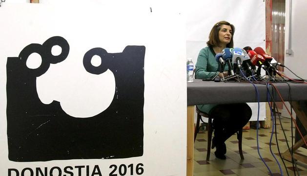 Itziar Nogeras, exdirectora de 'San Sebastián 2016'