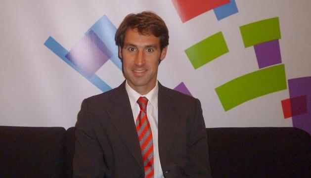 Javier Fernández Huerta, cofundador de Kunak