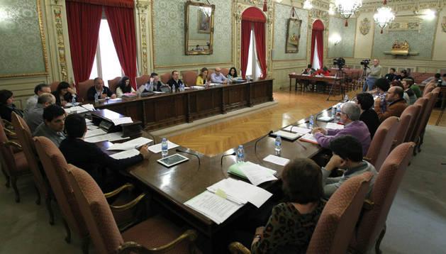 El Ayuntamiento de Tudela este miércoles