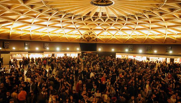 El Barcelona Beer Festival de 2013.